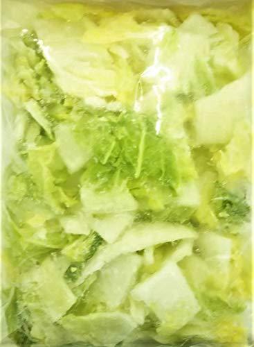 冷凍白菜 国産(徳島産) 100g×2個入り 冷凍野菜 【消費税込み】