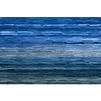 Parvez Taj Weymouthプレミアムキャンバスアートプリントのキャンバスの印刷、 24  x 36  Inch PT-WAT-14-C-36