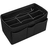 Ropch Felt Insert Bag Organizer, Multi-Pocket Handbag Purse Organizer Bag In Bag Tote Insert Organizer Bag Pouch