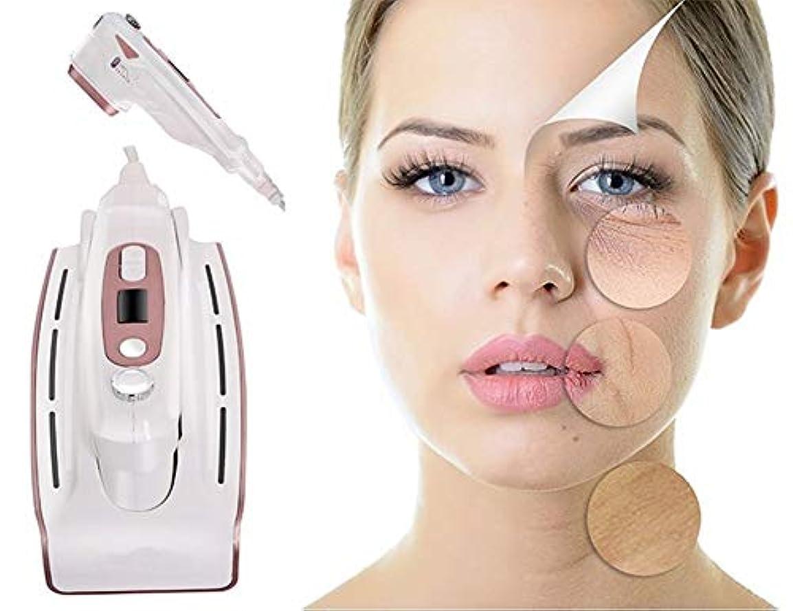 ハシー毛細血管インスタント個人的な家の使用ボディ若返りしわの色素形成の取り外しのための1つの美顔術の大広間装置に付きスキンケアの美用具3つ