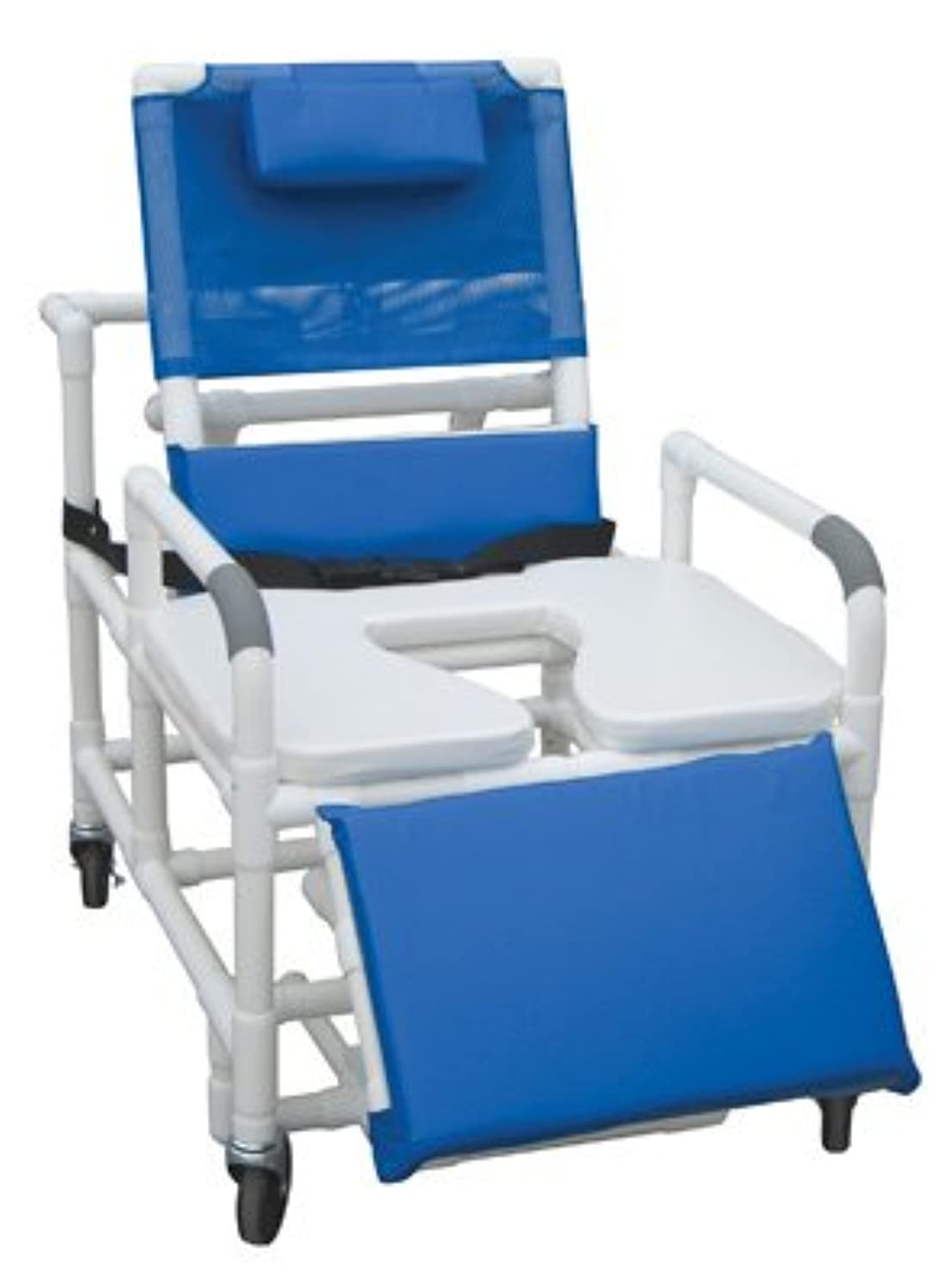 リビングルームアレキサンダーグラハムベル勧告Graham Field 89330 リクライニングシャワーチェア