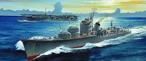 モノクローム 1/350 日本海軍駆逐艦 秋月 1944