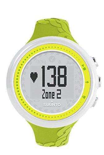 スント(SUUNTO) 腕時計 M2 ライム 3気圧防水 心拍計測 [日本正規品 メーカー保証2年] SS020648000