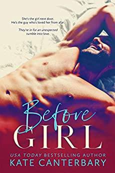 Before Girl by [Canterbary, Kate]