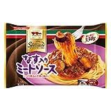 【12個】 冷凍パスタ ママー 金のスペシャリテ なす入りミートソース 330g 日清