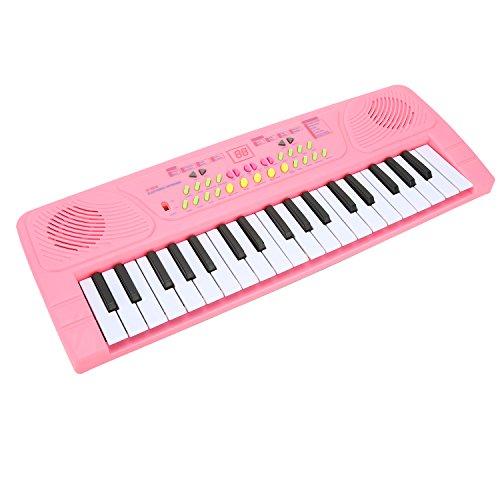 キッズピアノ、aPerfectLife 多機能 37キー電子...
