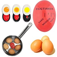 エッグパーフェクト エッグタイマー 卵の温度計煮 色変更 プレゼント