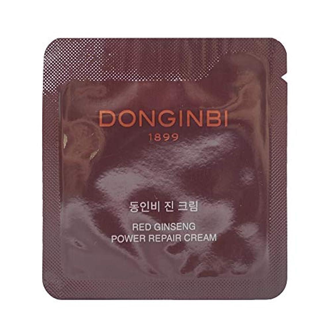 プランター過半数ピクニックをする[正官庄/ドンインビ/DONGINBI]ドンインビ?ジン?クリーム1mlx30枚 Donginbi Red Ginseng Power Repair Cream