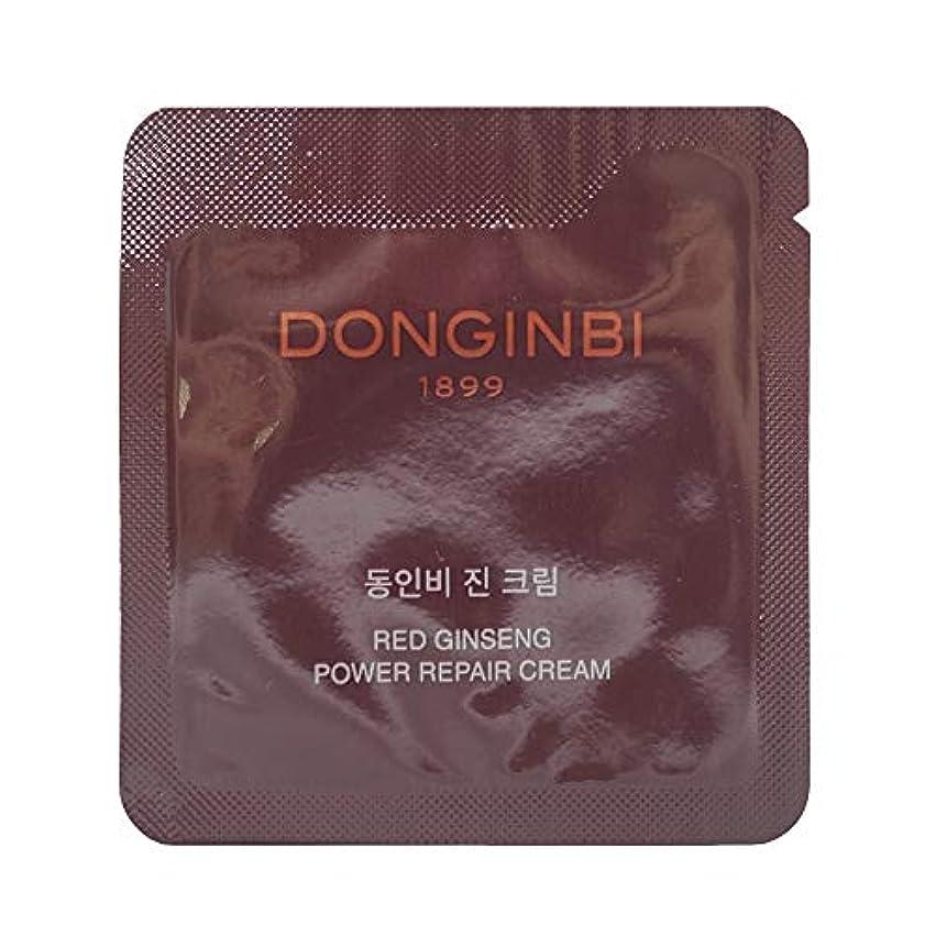 と組むバンジージャンプ北西[正官庄/ドンインビ/DONGINBI]ドンインビ?ジン?クリーム1mlx30枚 Donginbi Red Ginseng Power Repair Cream