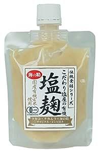 海の精 有機塩麹 170g