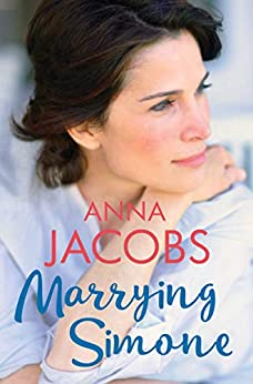 Marrying Simone: The heartwarming story of moving on (Penny Lake Book 3) by [Jacobs, Anna]
