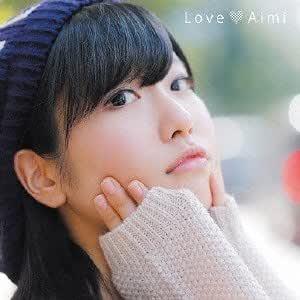 愛美 1st.アルバム「Love」