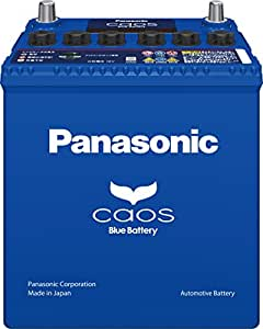 Panasonic ( パナソニック ) 国産車バッテリー カオス アイドリングストップ車 + 標準車対応 N-T110/A2