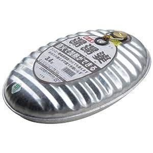 トタン湯たんぽIH対応 3.4型N(ジョウゴ付)