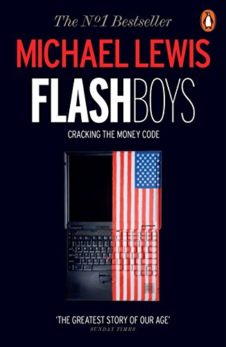『Flash Boys (English Edition)』のトップ画像