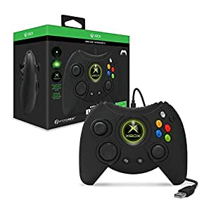 DUKE Xbox One ゲームコントローラー ブラック Hyperkin Black Wired Controller Xbox One & Windows10