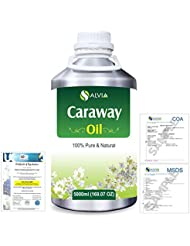 Caraway (Carum carvi) 100% Natural Pure Essential Oil 5000ml/169fl.oz.
