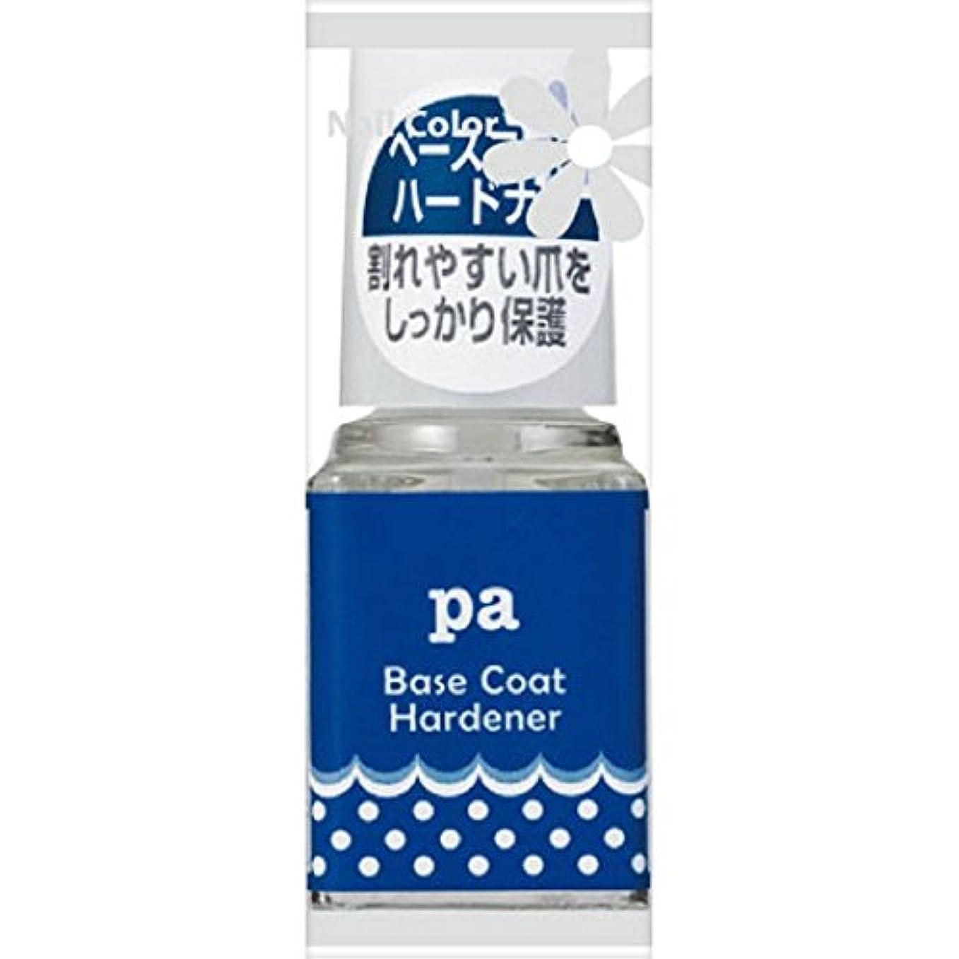 地味なチケット考古学者pa ベースコートハードナー base03