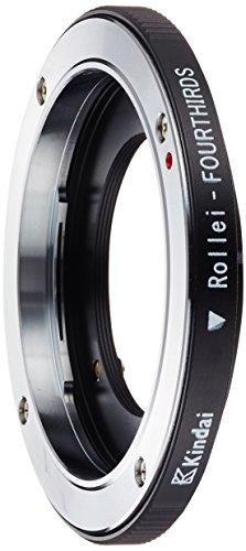 Rayqual 国産レンズマウントアダプタ Rollei SLマウントレンズ-フォーザーズマウントボディー ROL-4/3 ROL-F