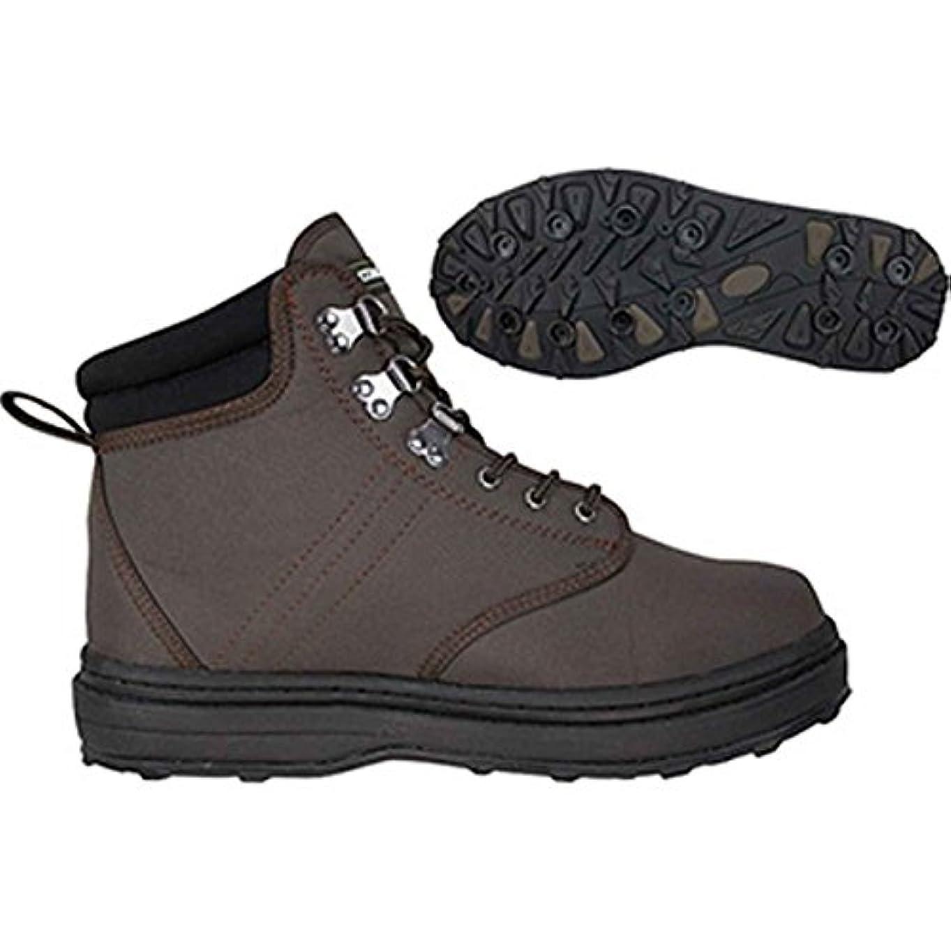スリッパ仕事クラスコンパス360 Stillwater II Cleated Wading Shoe 14