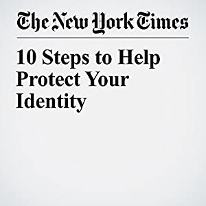 amazon co jp 10 steps to help protect your identity audible audio