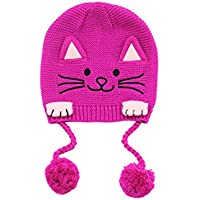 Kidorable Little Girls' Lucky Cat Hat