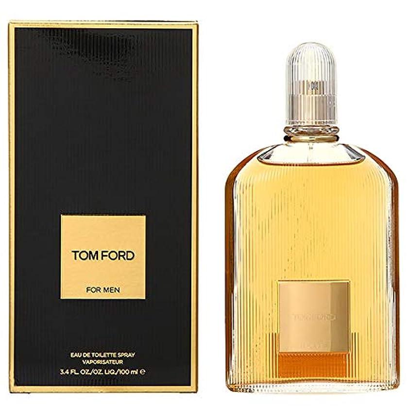 不安定保険常習的トムフォード TOM FORD トム フォード フォーメン 100ml EDT SP fs [並行輸入品]