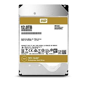 WD 3.5inch Gold 12TB キャッシュ 256MB SATA6Gb/s 7200rpm WD121KRYZ