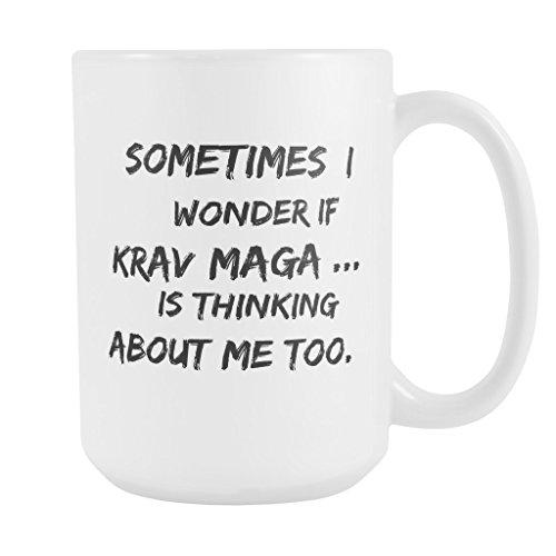 artsymod I Wonder If Krav Maga...
