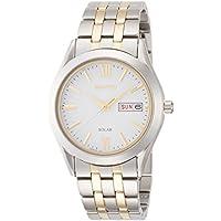 [スピリット]SPIRIT 腕時計 ソーラー サファイアガラス 3気圧防水 ペア SBPX085 メンズ