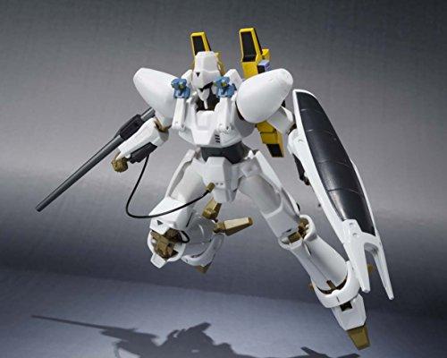 ROBOT魂 [SIDE HM] エルガイム (スパイラル・ブースターセット) 約145mm ABS&PVC製 塗装済み可動フィギュア