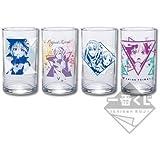 一番くじプレミアム アイドルマスター シンデレラガールズPART4 H賞 グラス 全4種