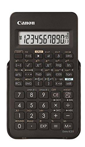 Canon 関数電卓 F-605G 1行表示モデル