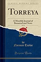 Torreya, Vol. 11: A Monthly Journal of Botanical and News (Classic Reprint)