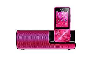 SONY ウォークマン Sシリーズ 16GB スピーカー付 ビビッドピンク NW-S15K/P