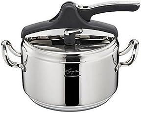 ラゴスティーナ 圧力鍋 両手鍋 「ドミナ・カーサミア」 IH対応 5L 012014010205