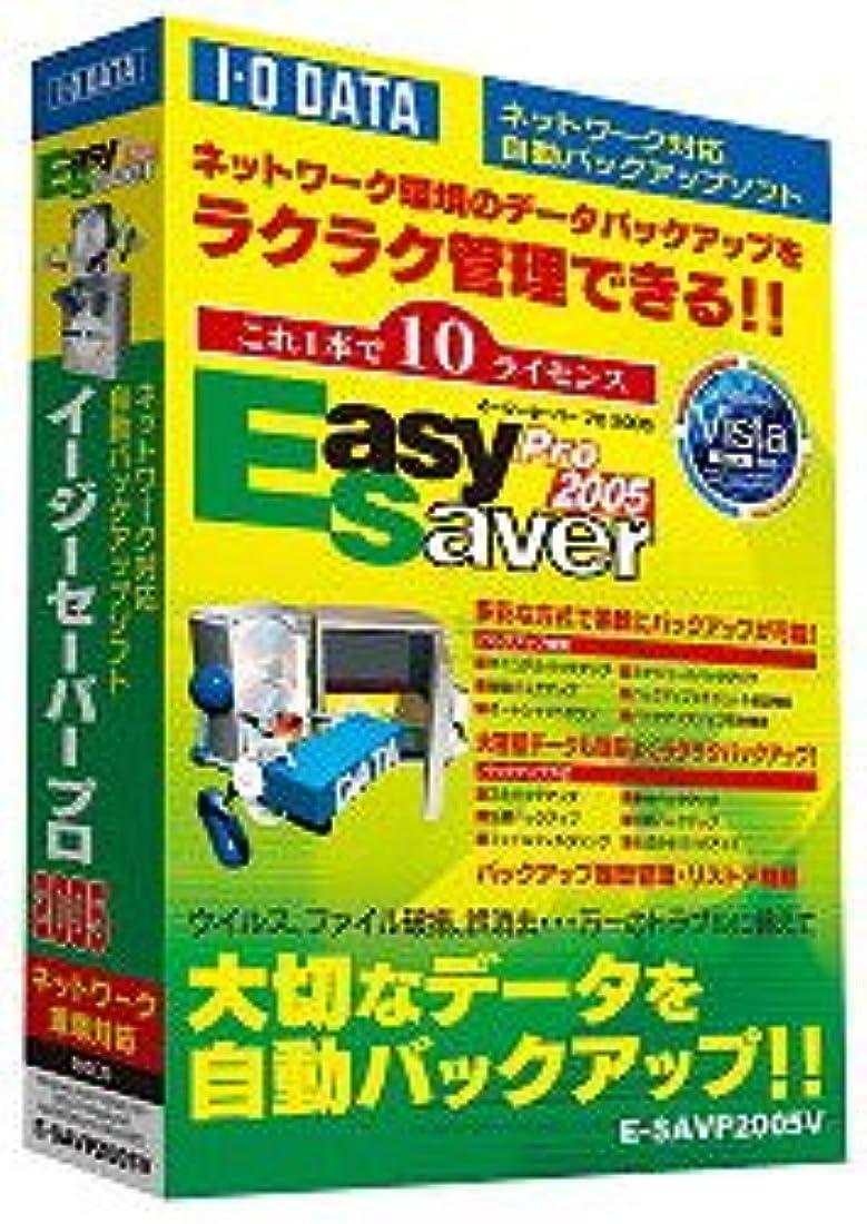 特権変形するサイレンネットワーク対応オートバックアップソフト「EasySaver PRO 2005」 10ライセンス Windows Vista対応版