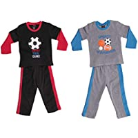 At The Buzzer Boys Two Piece Fleece Set (Pack of 2)