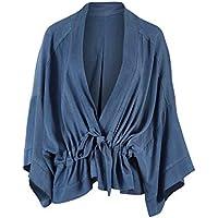 Boho Bird Womens Jackets First Love Kimono Jacket Denim - Coats