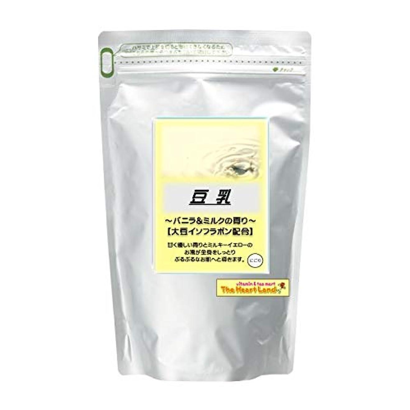 光沢バンカーデコラティブアサヒ入浴剤 浴用入浴化粧品 豆乳 300g