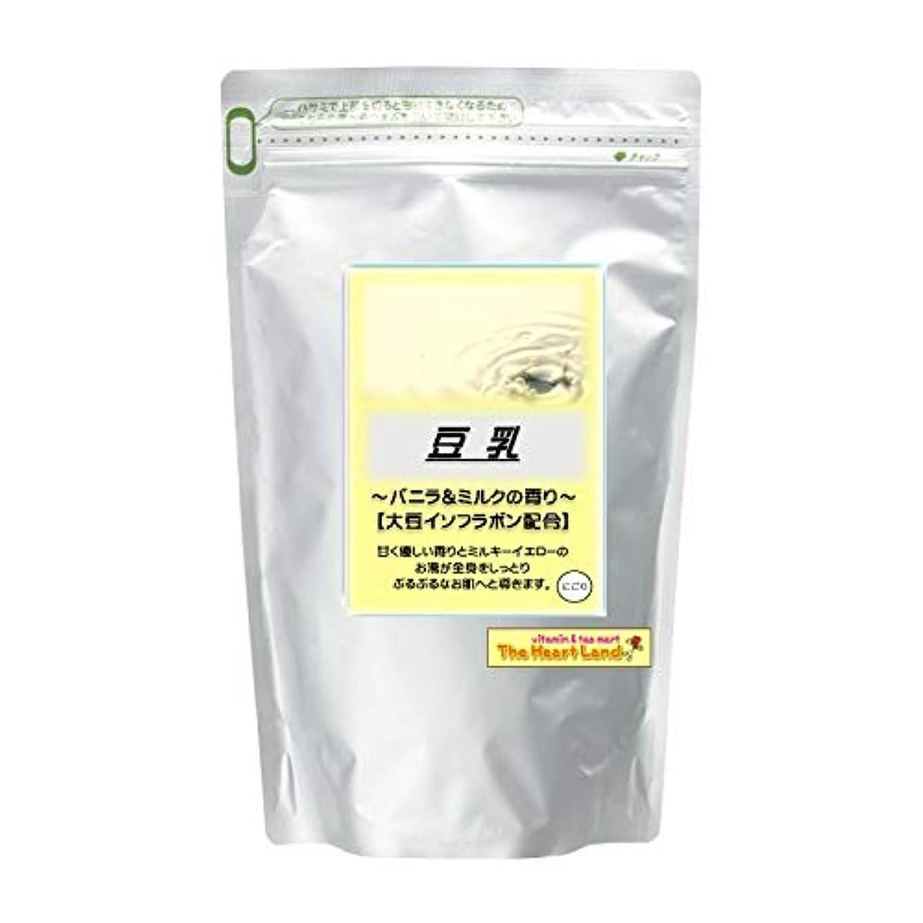 ネックレット思いやりのある接続されたアサヒ入浴剤 浴用入浴化粧品 豆乳 2.5kg