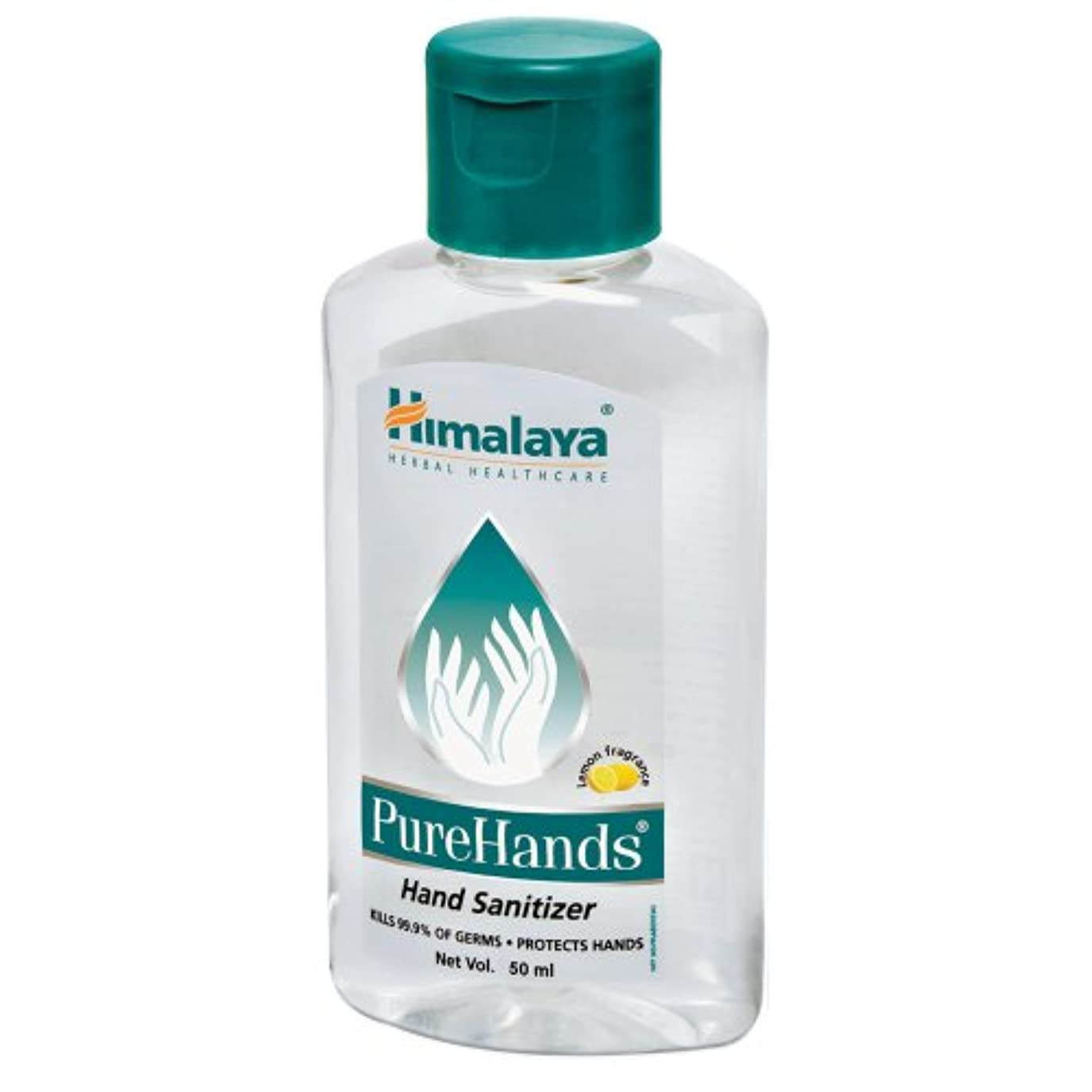 大混乱力学準備するHimalaya Pure Hands Hand Sanitizer(Lemon Fragrance)50ml