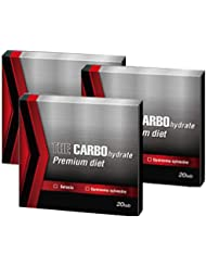ザ?糖質プレミアムダイエット20Tab×3箱セット〔THE CARBO hydrate Premium daiet〕