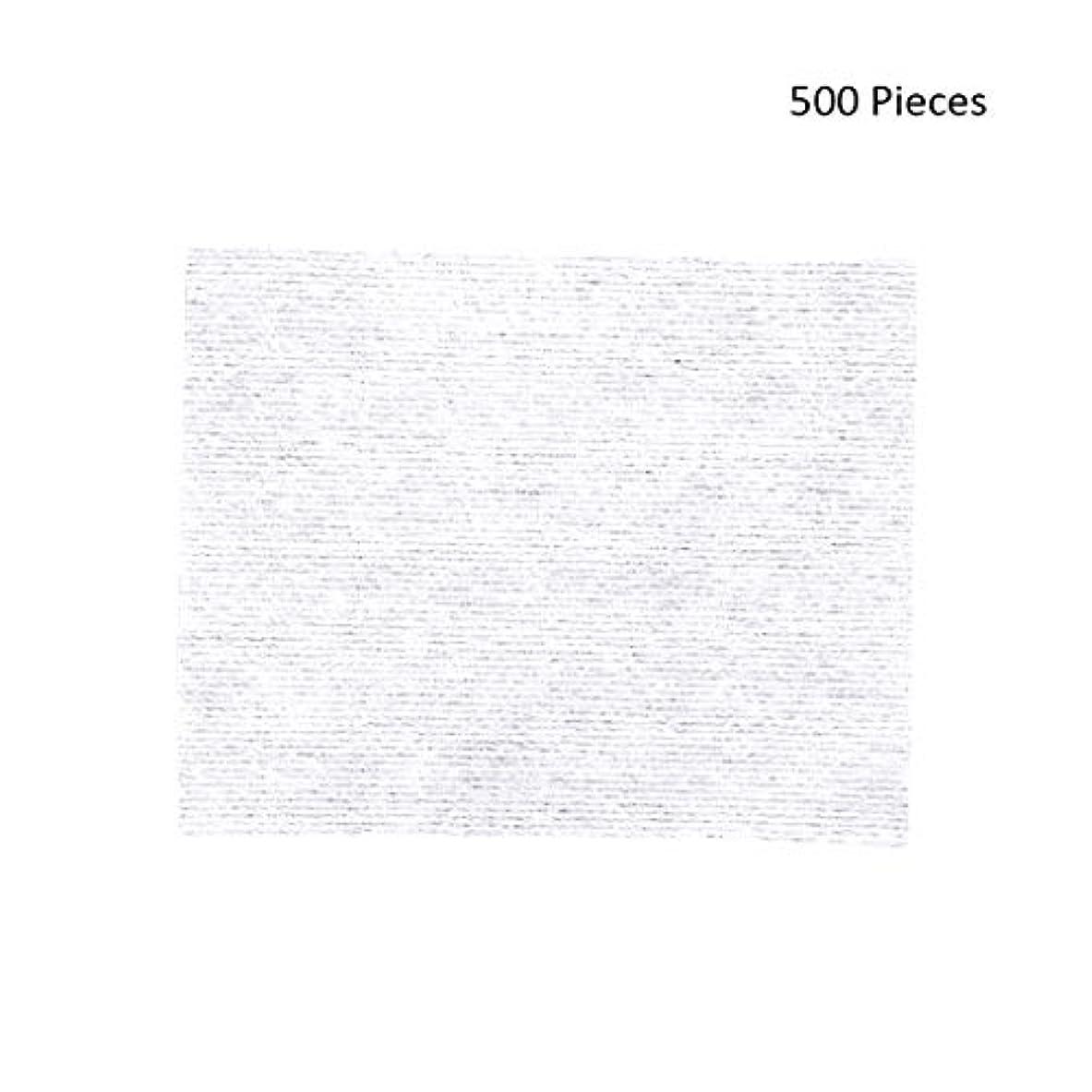 人種アートカーテンクレンジングシート 500ピースフェイスメイクアップリムーバーメイクワイプコットンパッドメイクアップリムーバーパッドソフトパッド化粧品フェイスマスククレンジングケア 落ち水クレンジング シート モイスト (Color :...