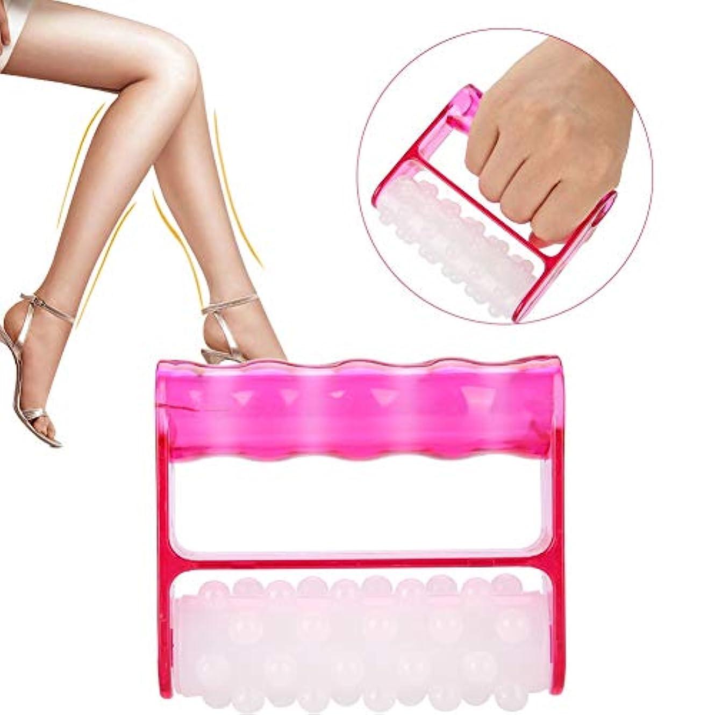 花嫁シェアベーカリーSemme手持ち型のマッサージの細胞のローラー、反セルライトのマッサージのローラーは細いマッサージに足の腕のマッサージを緩めなさい血を促進するために腹部の体重減少