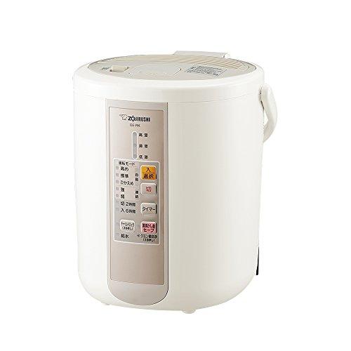 象印 スチーム式加湿器 加湿量350mL/h ベージュ EE-RK35-CA