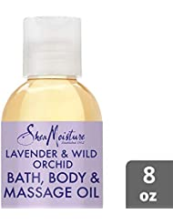 Lavender & Wild Orchid Bath-Body & Massage Oil