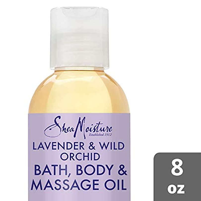 Lavender & Wild Orchid Bath-Body & Massage Oil