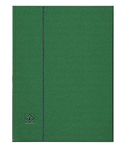 [해외]라이트 하우스 사 우표 스톡 책 | 검은 산 A4 판 -9 단 | 32 페이지 (16 장)/Lighthouse Company Stamp Stock Book | Black Mounting A4 size - 9 steps | 32 pages (16 sheets)