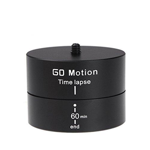 [해외]Gemtune 60 분 | 90 분 | 120 분 360도 회전 운대 시간 경과 안정기 Gopro 적용/Gemtune 60 min | 90 min | 120 min 360 deg Rotary head platform time lapse stabilizer Gopro apply